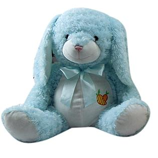 Top ten gifts for your lactose intolerant friend ink online an oversized soft toy lets face it who doesnt want an oversized bright blue fluffy rabbit to commemorate the real reason of easter negle Images